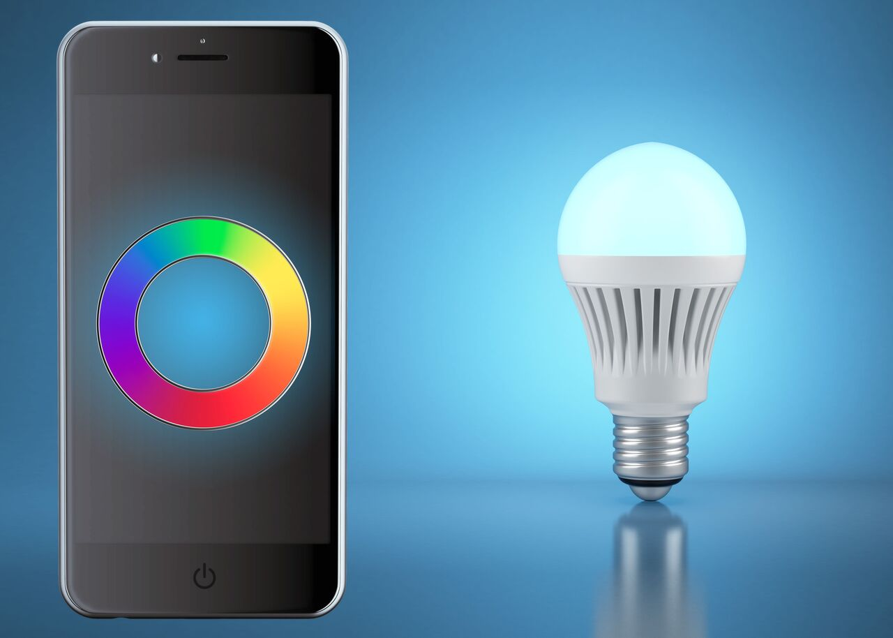 Smart LED bulbs: Efficient and personal lighting
