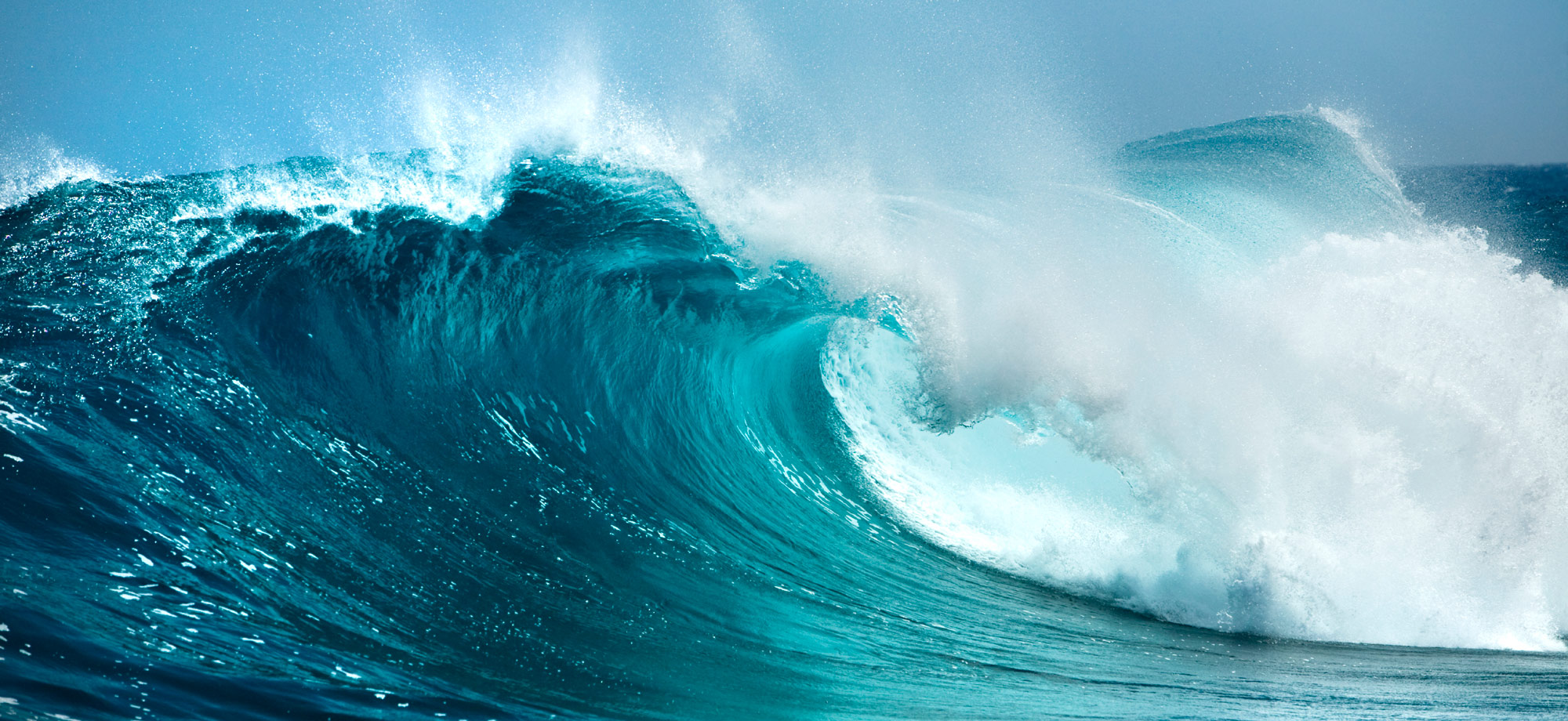 Ocean Energy Wave Image