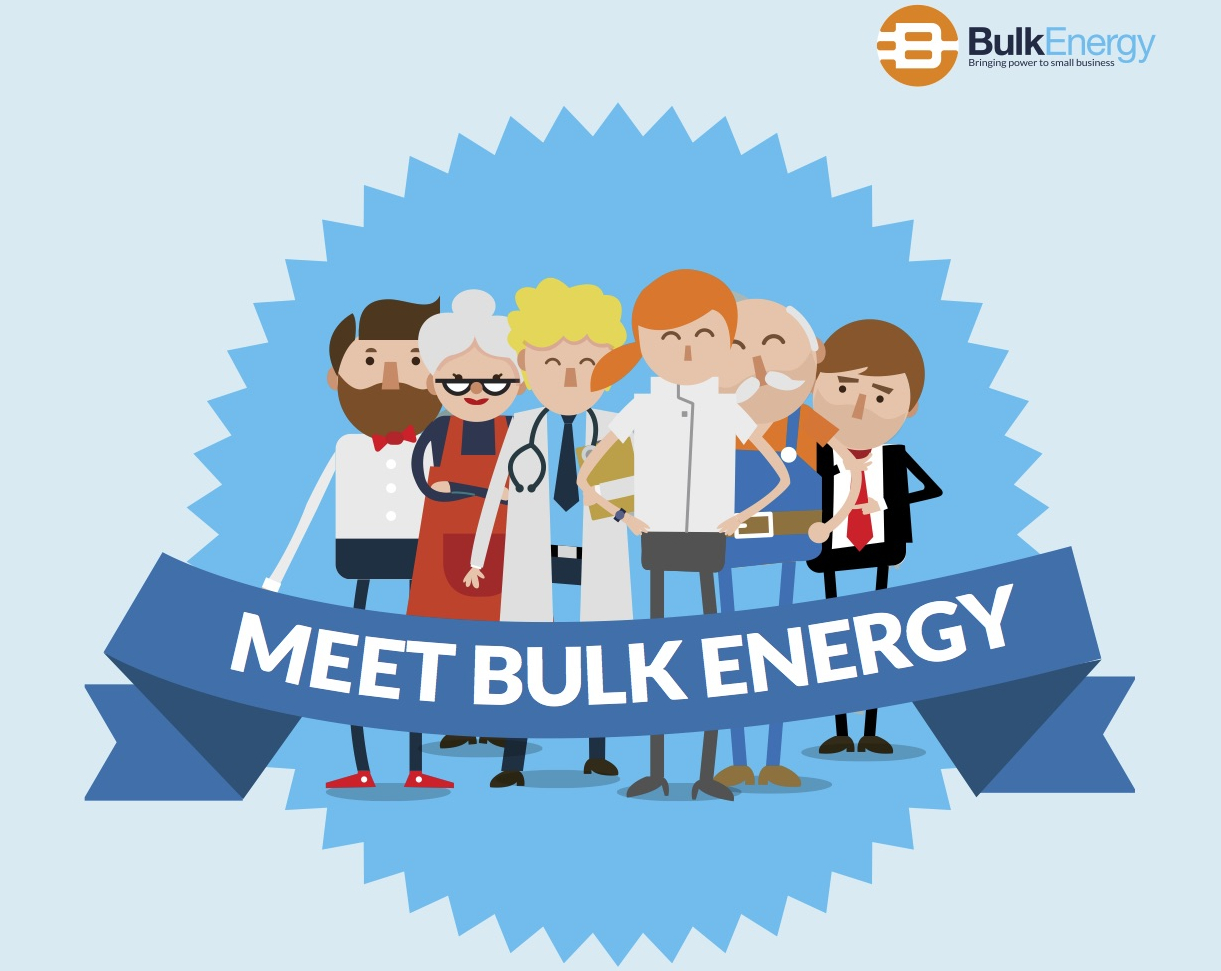 Bulk Energy Revolutionising where you stand in the energy market
