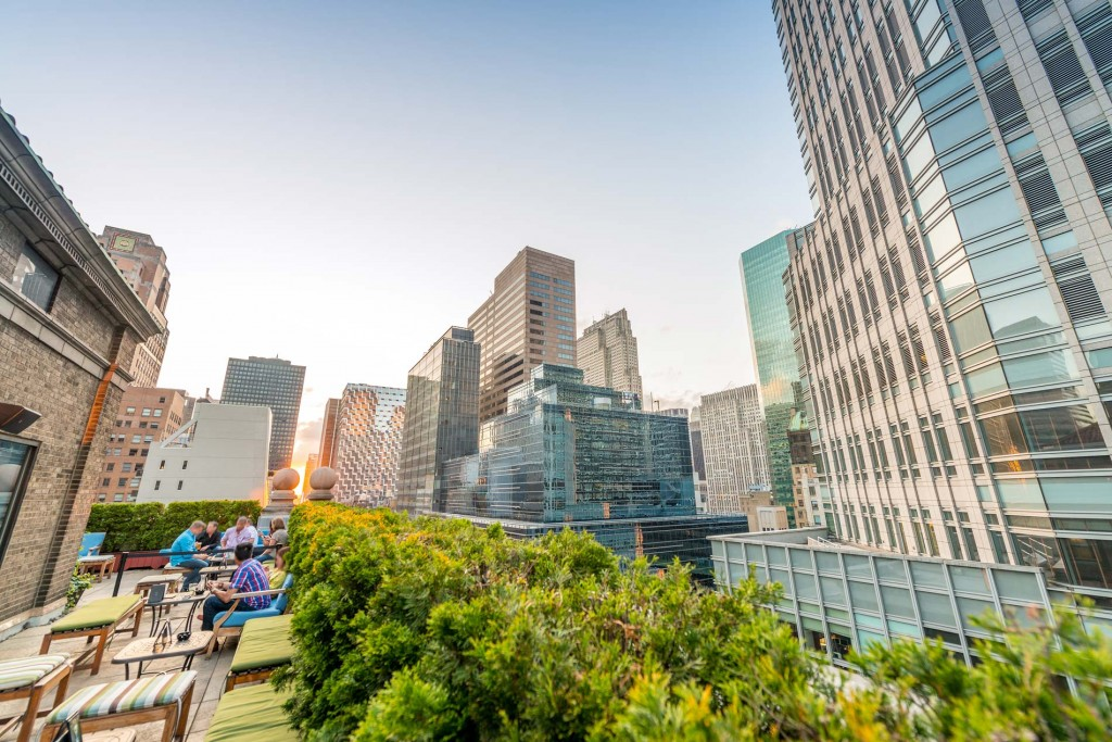 Apartment dwellers of Australia: Go green with a living roof!