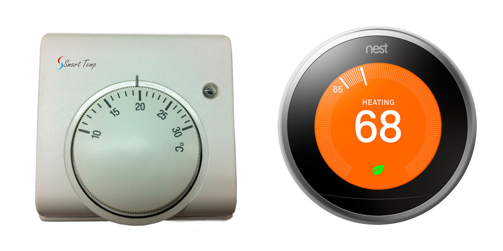 Energy Management Systems Smart Thermostat Example
