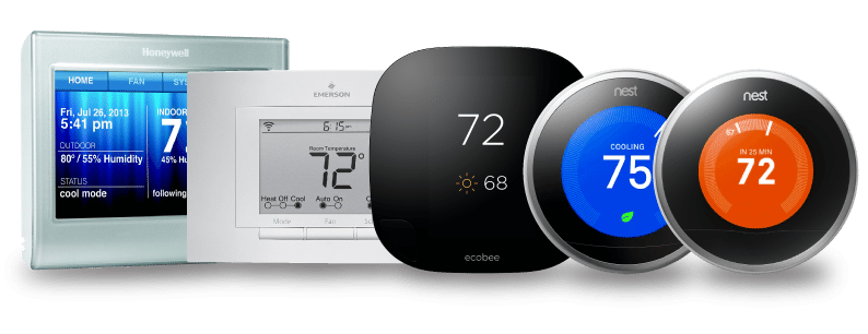 Energy Management Systems Smart Thermostat Examples